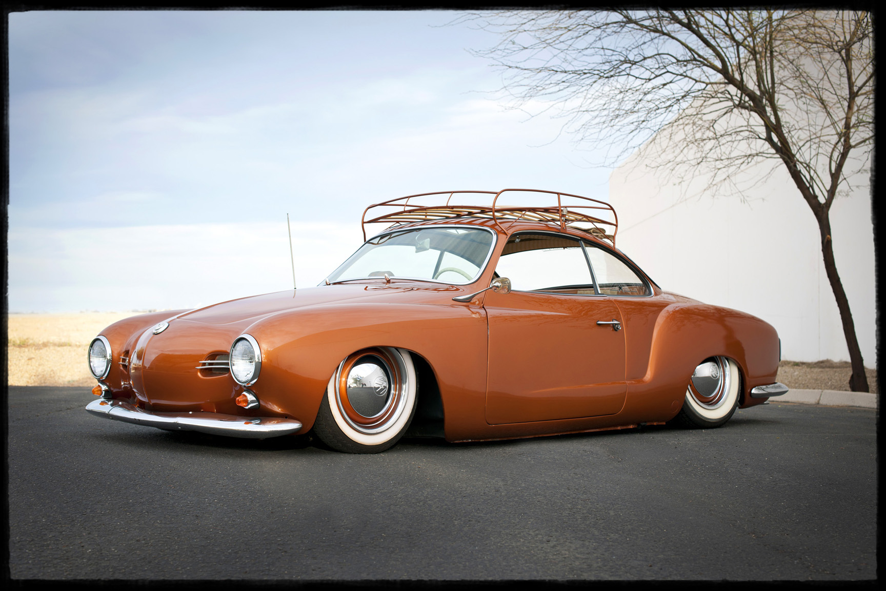 Bagged 59 Ghia @ Airkewld Open House AZ | timm eubanks ...